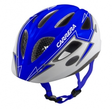 Carrera Boogie modrá / biela - veľkosť 46-51 cm